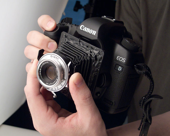 DIY photo gear